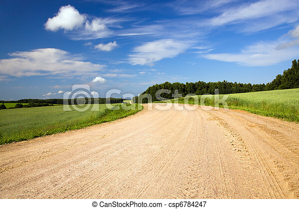 Rural - csp6784247