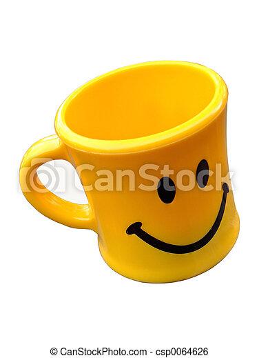 Cara feliz - csp0064626