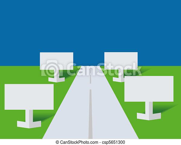 Carretera y papel - csp5651300