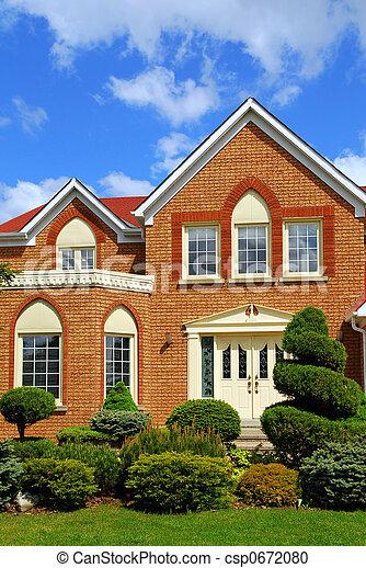 Casa residencial - csp0672080