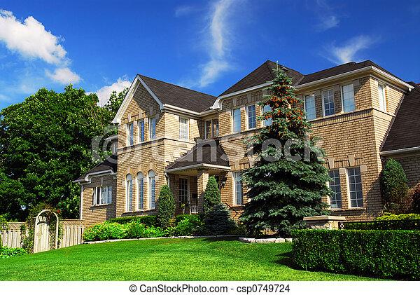 Casa residencial - csp0749724