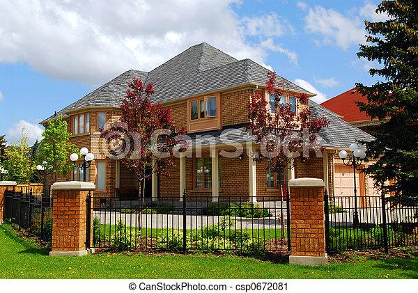 Casa residencial - csp0672081