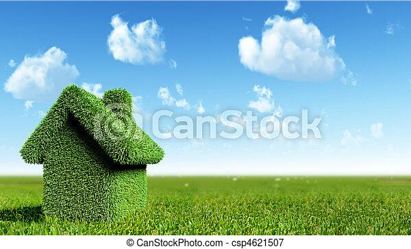 Casa verde - csp4621507