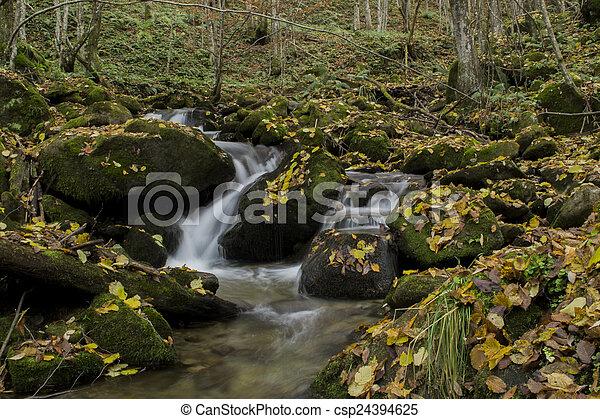 Cascadas - csp24394625