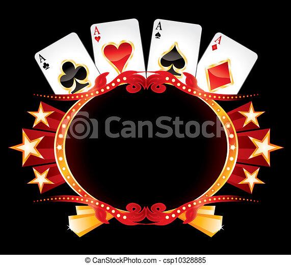 Neón casino - csp10328885