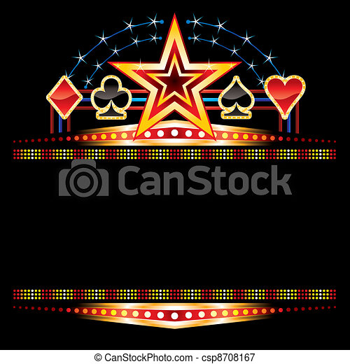 Neón casino - csp8708167