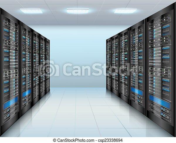Centro de datos - csp23338694