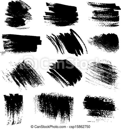 Cepillos de texturas set1 - csp15862750