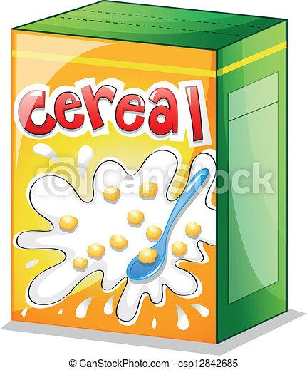 Un cereal - csp12842685