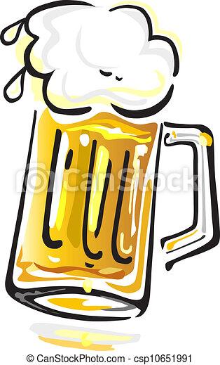 Cerveza - csp10651991