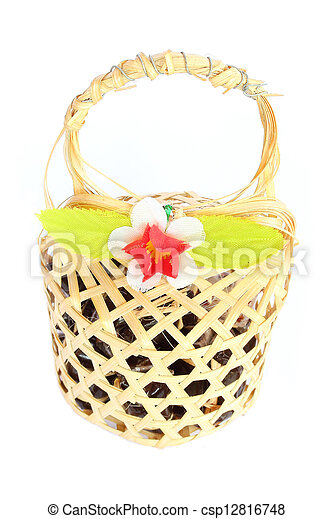 Basketry - csp12816748