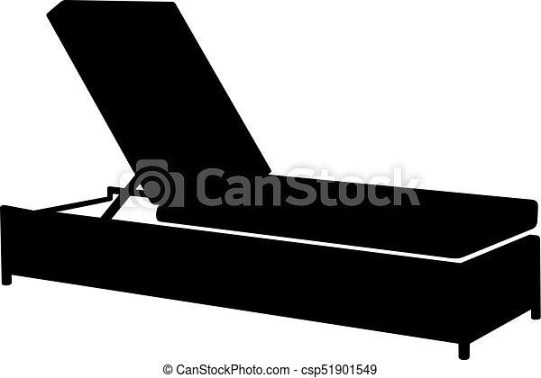 Chaise Longue - csp51901549