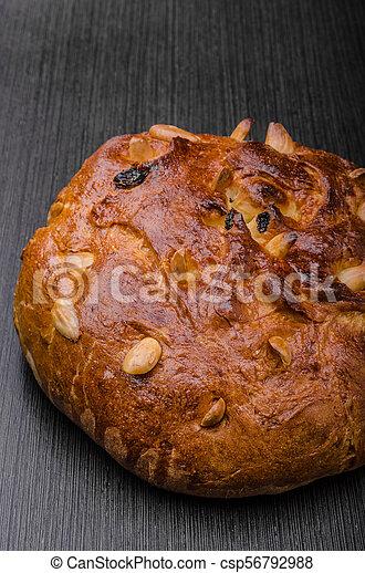 Celebración de Navidad de pastel checo - csp56792988