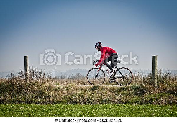 Ciclista - csp8327520