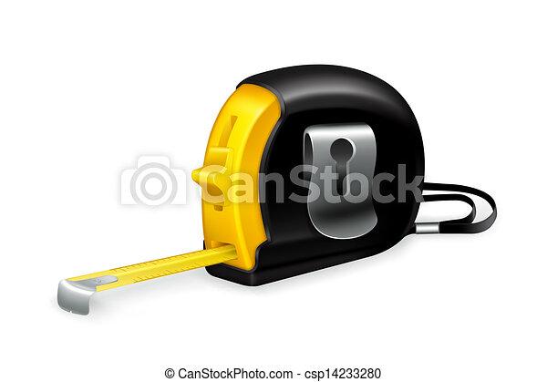 Medida de cinta - csp14233280