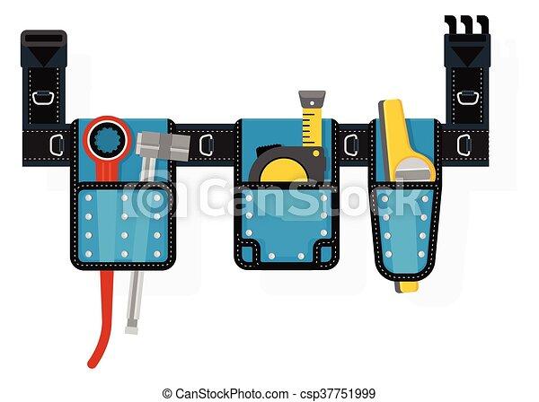Cinturón móvil con herramientas - csp37751999