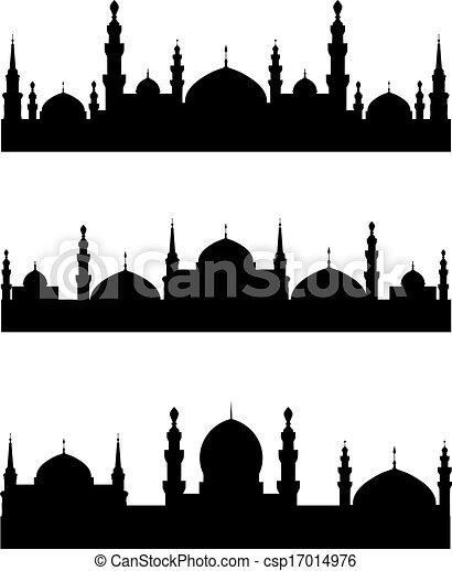 Ciudad islámica - csp17014976