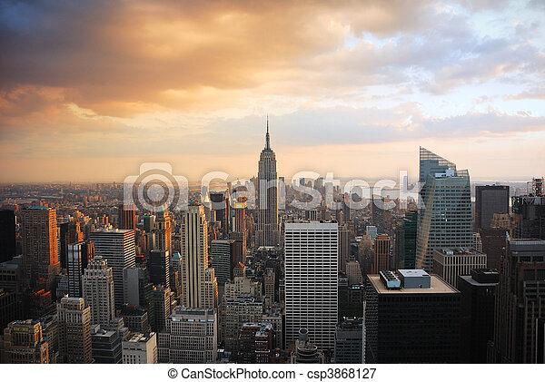 Nueva York - csp3868127