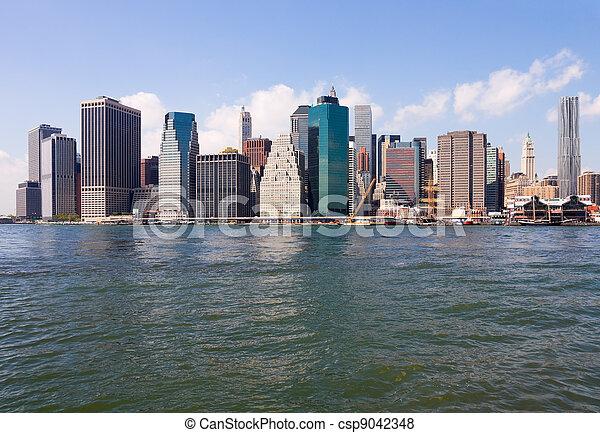 Nueva York - csp9042348