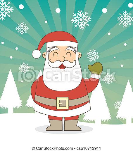Santa Claus - csp10713911