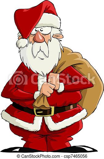 Santa Claus - csp7465056