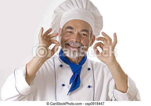 Cocina atractiva - csp0918447