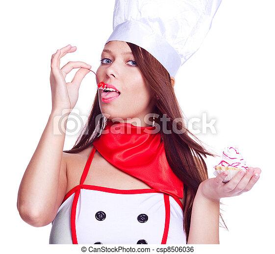Cocina sexy - csp8506036