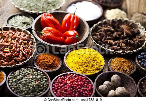 Cocinar ingrediente, escupir - csp17831819