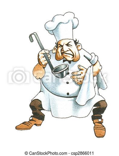 Cocinero - csp2866011