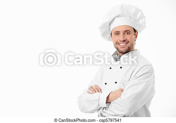 Cocinero - csp5797541