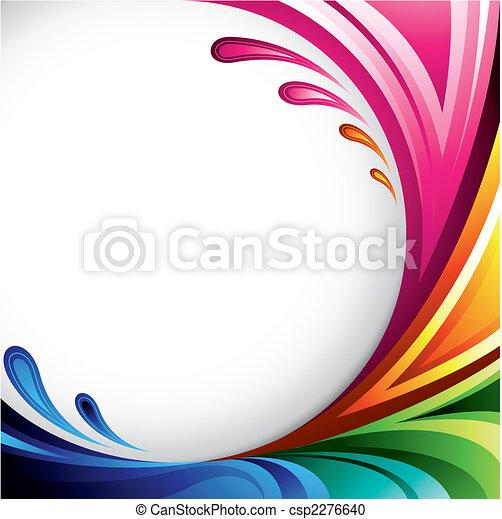 Colorido fondo - csp2276640