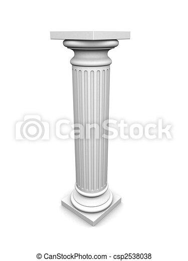 Tercera columna - csp2538038
