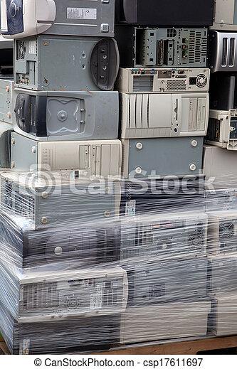 Computadoras pinchadas - csp17611697