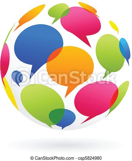 Comunicación global - csp5824980