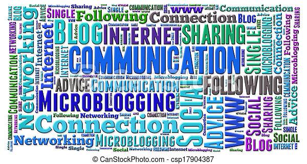 Comunicación - csp17904387