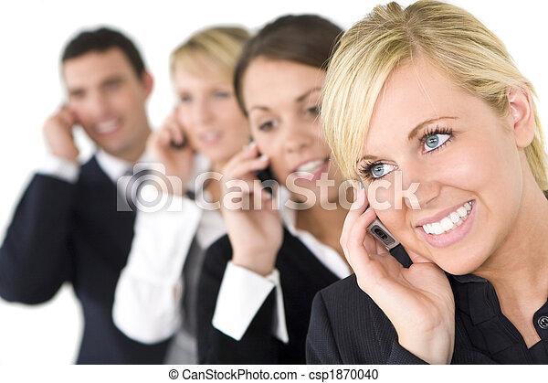 Comunicaciones de negocios - csp1870040