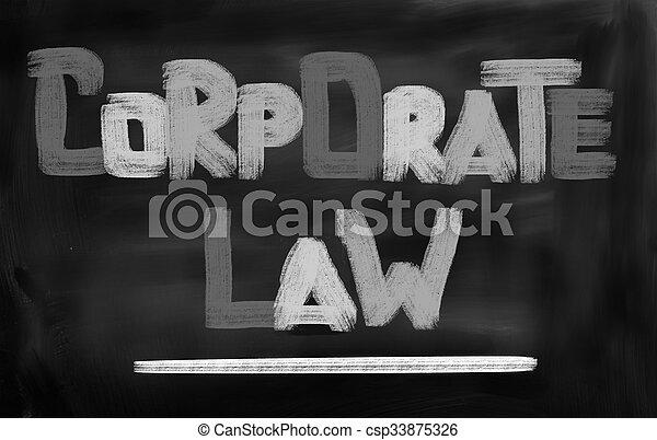 El concepto de derecho corporativo - csp33875326