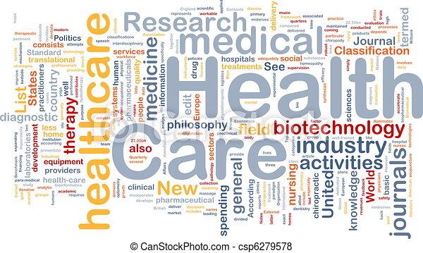 Concepto de atención médica - csp6279578