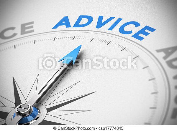 Concepto de consejos de negocios - csp17774845