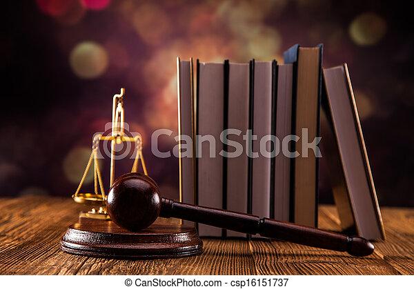 El concepto de derecho - csp16151737