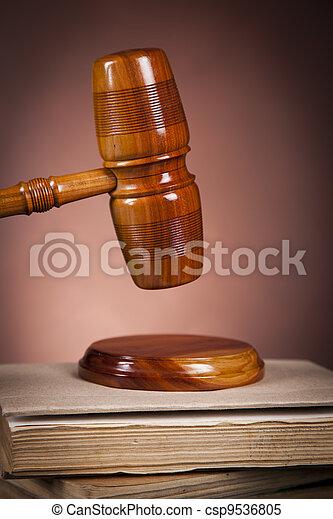 El concepto de la ley - csp9536805
