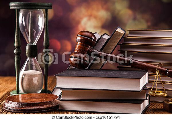 El concepto de la ley - csp16151794