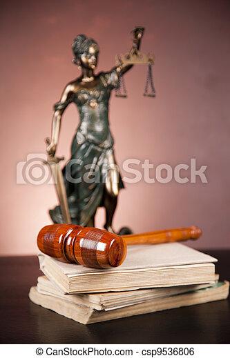 El concepto de la ley - csp9536806