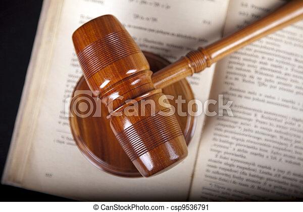 El concepto de la ley - csp9536791
