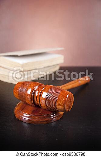 El concepto de la ley - csp9536798