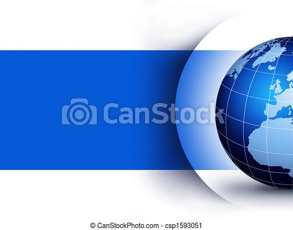 Concepto mundial de diseño - csp1593051