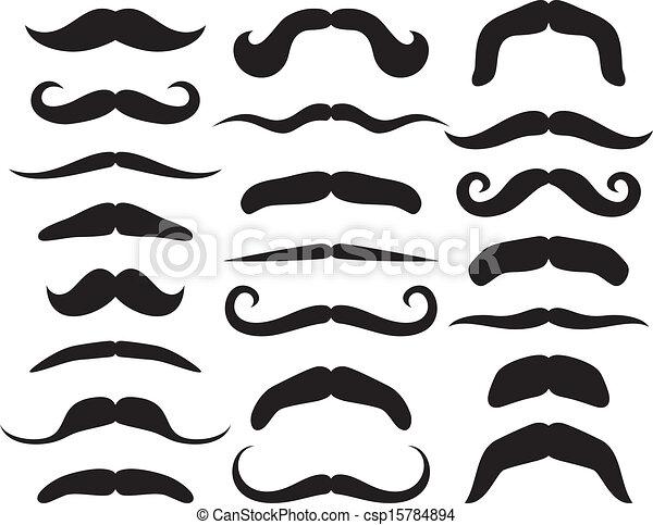 Un juego de bigotes - csp15784894