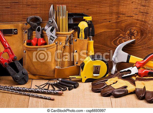 Un conjunto de herramientas de trabajo - csp6693997