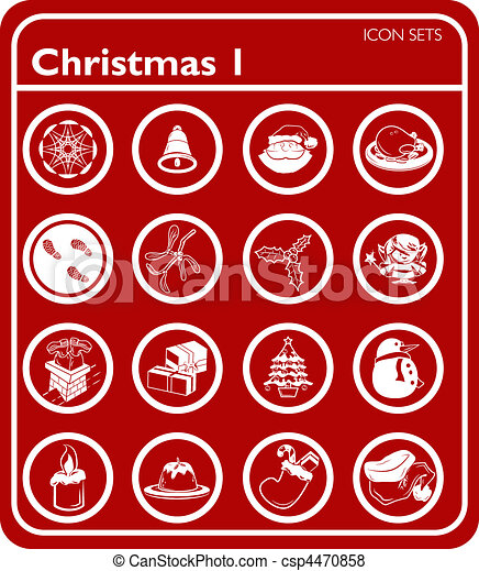 Un icono navideño - csp4470858