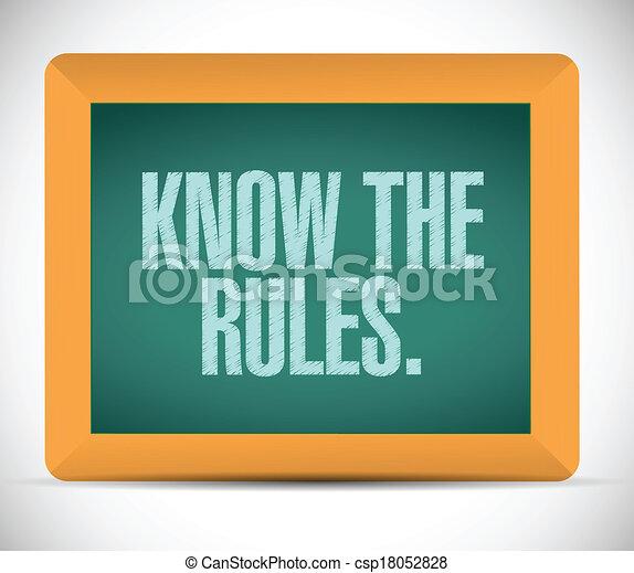 Conoce las reglas de diseño de ilustración - csp18052828